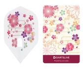 【DARTSLIVE】SPECIAL PACK L-Flight SAKURA 飛鏢配件 DARTS D2卡 D3卡
