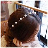 《不囉唆》多款水鑽珍珠髮箍 髮飾/髮箍/韓系(不挑色/款)【A422000】