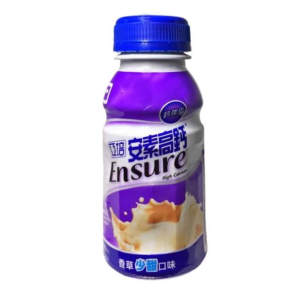 亞培安素高鈣 香草少甜口味 237ml 24入/箱+愛康介護+