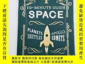 二手書博民逛書店Encyclopedia罕見Britannica 10 Minute Guide Space: Your Guid