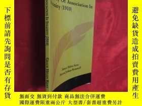 二手書博民逛書店A罕見Study of Association in Insanity ( 小16開 ) 【詳見圖】Y5460