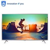 世博惠購物網◆PHILIPS飛利浦 65吋4K HDR聯網液晶顯示器+視訊盒
