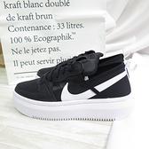 NIKE W COURT VISION ALTA TXT 女款 休閒鞋 CW6536001 黑【iSport愛運動】