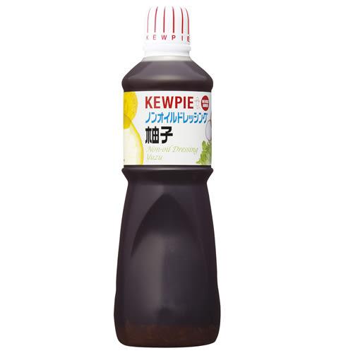 KEWPIE 無油柚子沙拉醬1000ml【愛買】