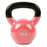 韻彩壺鈴『4KG』20-20016 運動.瘦腰提臀.瑜珈.健身.力量訓練.輕巧便攜.健身塑形