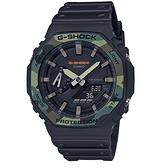 CASIO G-SHOCK 農家八角衝力腕錶/錶殼 / GA-2100SU-1ADR