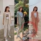 小西服兩件套裝S-XL957#閨蜜小西裝套裝女新款春夏顯高韓版洋氣兩件套【風之海】