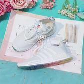 分享: 0 IMPACT Adidas NMD R1 白 彩虹 輕量 編織 黑底 女鞋 百搭 慢跑 EH0755