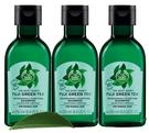 週年慶特惠組【THE BODY SHOP】綠茶淨化3件組
