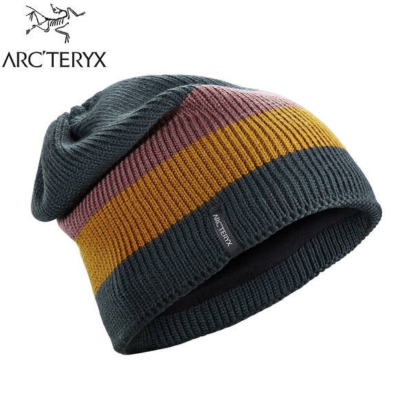 【ARC'TERYX 始祖鳥 Castlegar 針織毛帽《謎漾綠》】27407/保暖帽/羊毛帽/雪帽/休閒帽
