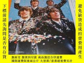 二手書博民逛書店THE罕見BEATLES from the World Hegemony 50 years book from J