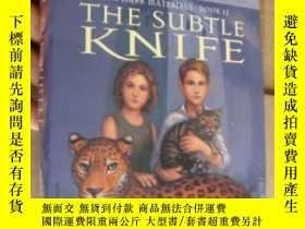 二手書博民逛書店THE罕見SUBTLE KNIFE (PERFORMED BY