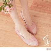 《SD0335》台灣製內增高拼接娃娃鞋 OrangeBear