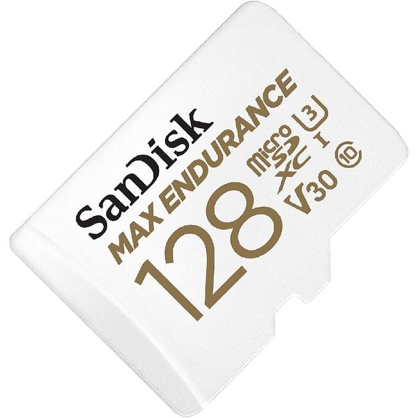 【免運費】SanDisk 128GB 極致耐寫度 MAX Endurance Micro SDXC 記憶卡 無轉接卡 128G QVR12