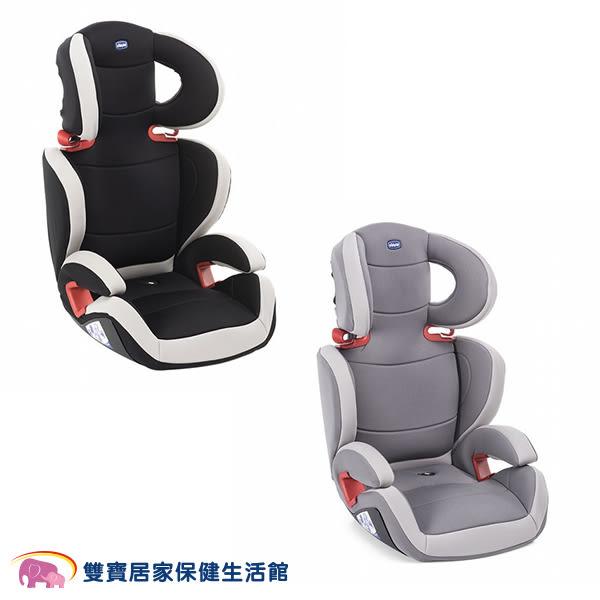 Chicco Key2-3 安全汽座 幼兒 兒童 安全座椅 成長型汽座 騎士灰/公爵黑 舒適 簡易 通用型