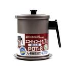 油壺不銹鋼廚房裝油罐子日本防漏帶過濾網家用儲豬油大號油瓶油桶【快速出貨】