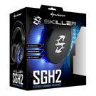 旋剛 Sharkoon SKILLER SGH2 (USB介面)電腦機殼 PC機殼 電競機殼 電腦機箱【迪特軍】