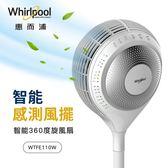 惠而浦 智能360度旋風扇 WTFE110W