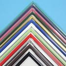 1000片鋁框 拼圖框 75cm x 50cm/一件8個入(促399) 金屬框 相框 圖框 海報框 證書框 台灣製-集