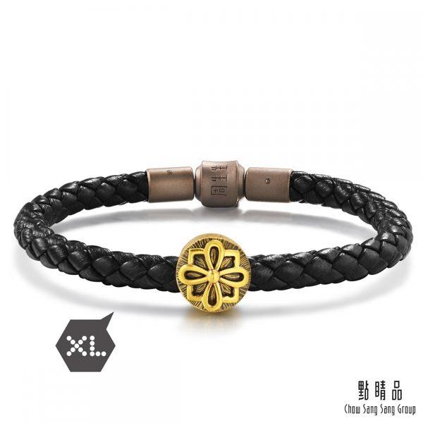 點睛品 Charme XL Tattoo系列 團結 黃金串飾