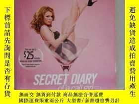 二手書博民逛書店Secret罕見diary of a call girl (by