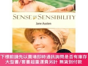 二手書博民逛書店Level罕見2: Sense & Sensibility (book+CD)Y454646 Scholast