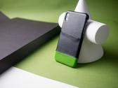 Alto iPhone Xs Max 真皮手機殼背蓋 6.5吋 Metro - 渡鴉黑/萊姆綠 【可加購客製雷雕】皮革保護套