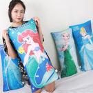 Hello Boody❤︎正版授權迪士尼商品公主系列長型抱枕-小美人魚 仙度瑞拉 艾莎 冰雪奇緣抱枕