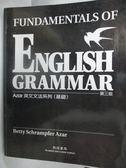 【書寶二手書T3/語言學習_YIV】英文文法系列(基礎)_Azar