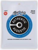 Martin MA540 磷青銅/紅銅 12-54 木吉他弦-10包量販組