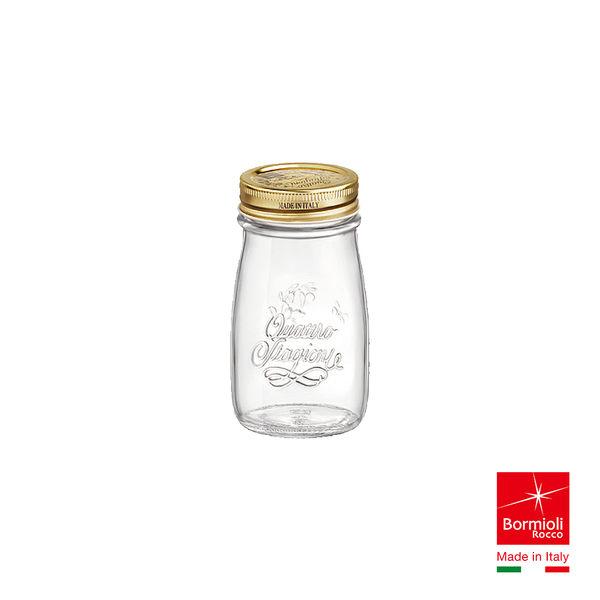 義大利Bormioli Rocco 四季牛奶罐(200cc) 密封罐 飲料罐 儲物罐  重複使用 保鮮 好生活