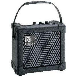 凱傑樂器 ROLAND MICRO-CUBE 電吉它隨身型音箱