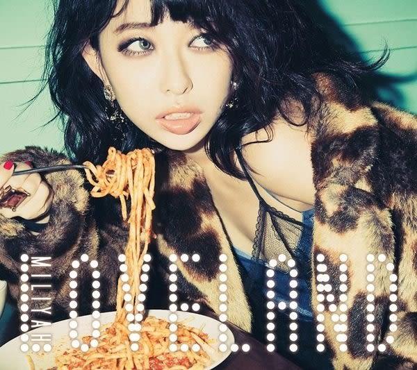 加藤Miliyah LOVELAND CD附DVD (購潮8)