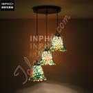 INPHIC-葡萄玻璃燈罩歐式復古走廊過...