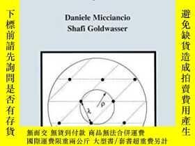 二手書博民逛書店Complexity罕見Of Lattice Problems-格問題的復雜性Y436638 Daniele