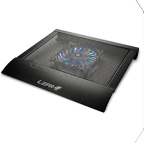 新竹【超人3C】ABIO LEPA 雷擘 A15 筆記型 電腦 專用 散熱墊 [FAN-LPDA1501]可移動專利風扇