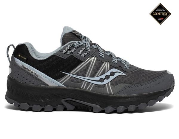 (C1)SAUCONY 索康尼女款 Excursion TR14 GTX 越野防水慢跑鞋 越野跑鞋 SCS10588-2 【陽光樂活】
