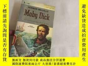 二手書博民逛書店Moby罕見Dick HERMAN MELVILLEY13534
