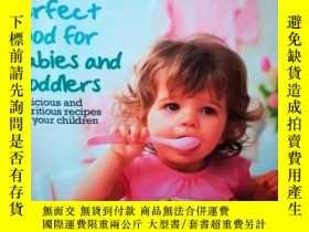 二手書博民逛書店DELICIOUS罕見AND NUTRITIOUS RECIPES FOR YOUR CHILDREN 給你的孩子
