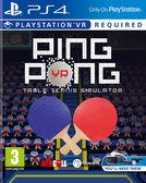 PS4 乒乓球(英文版,支援VR)