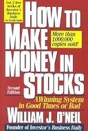 二手書博民逛書店《How to Make Money in Stocks: A Winning System in Good Times Or Bad》 R2Y ISBN:0070480176