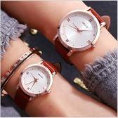 情侶對錶 時尚手錶男女情侶一對簡約款非機械錶男女士一對情侶錶  好康免運