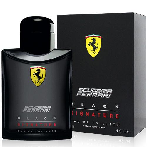 Ferrari Black Signature 法拉利 極限黑 男性淡香水 4ml【七三七香水精品坊】