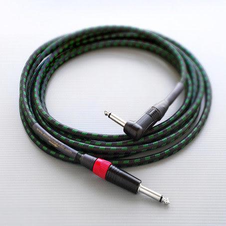 美國 Evidence Audio Lyric HG 10ft 樂器 專用導線 雙直頭 直對L 3.05公尺 總代理公司貨