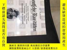 二手書博民逛書店罕見外文拍賣郵票書籍Y50170 外文 外文 出版2006