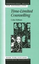 二手書博民逛書店 《Time-Limited Counselling》 R2Y ISBN:0803979754│SAGE