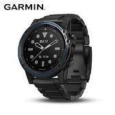 {福利品} Garmin Descent MK1 GPS潛水電腦錶 (酷灰鈦金款) 憑發票保固一年