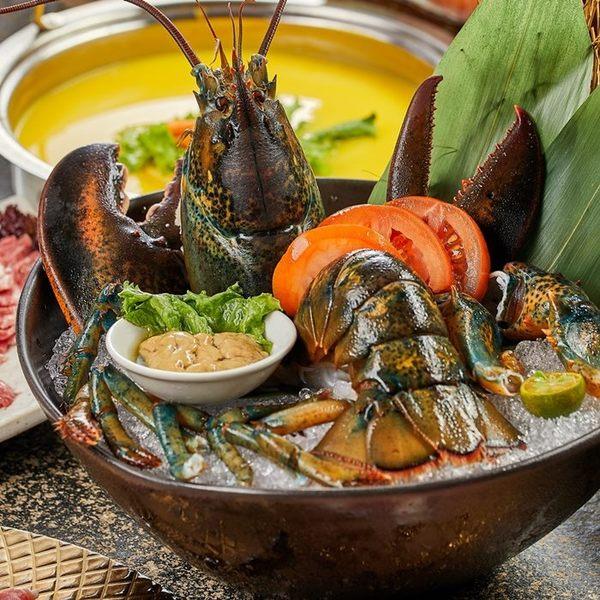 【台北】宸料理-頂級鍋物2人波士頓龍蝦海陸饗宴