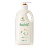 【花想容】澳洲 維他命E 綿羊油保濕護膚霜 保濕乳液 500G