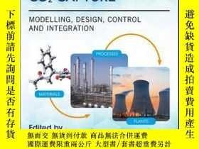 二手書博民逛書店Process罕見Systems and Materials for CO2 Capture: Modelling